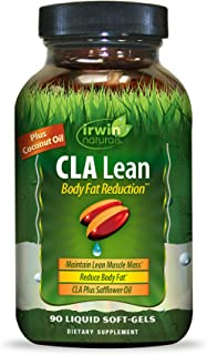 IRWIN NATURALS C.L.A. Lean Body Fat Reduction 90 Count