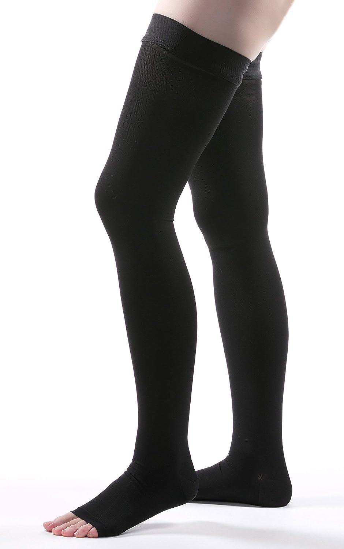 [Alternative dealer] Allegro 30-40 mmHg Surgical 305 315 Medical Open High Toe Popular popular Thigh