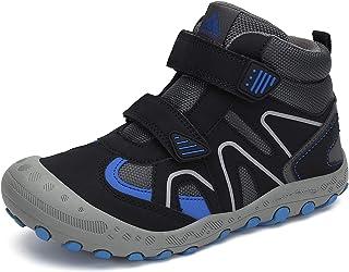 أحذية المشي لمسافات طويلة للأولاد مضادة للانزلاق أحذية رياضية للأطفال للجري والمشي