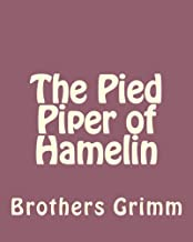 the pied piper of hamelin grimm