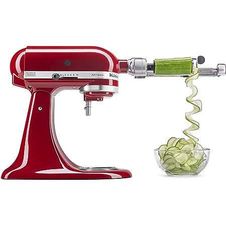 Fresh Prep Slicer Shredder for KitchenAid Stand Mixer Salad Maker Easy Clean
