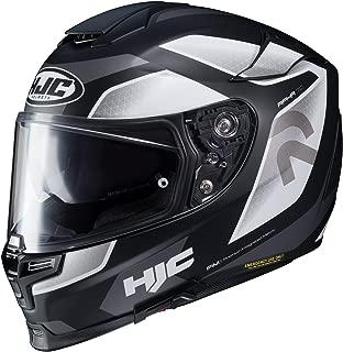 HJC Helmets 1694-753 Black/Grey Medium RPHA-70 ST Grandal Helmet
