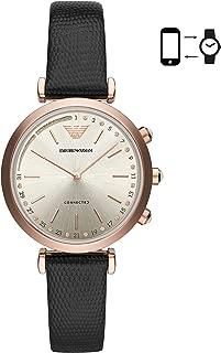 Emporio Armani Women's ART3027 Smart Digital Black Watch