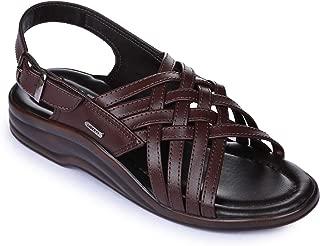 Liberty Coolers 7123-84_Brown Mens Formal Sandal