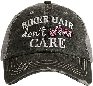 Best female biker hair Reviews