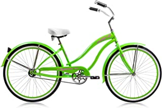 Micargi Bicycle Industries Rover Single Speed Ride On, Mint Green