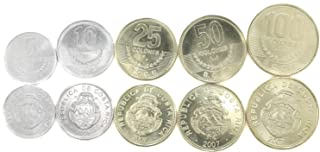 costa rica coins 100 colones
