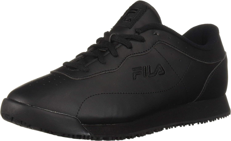 Fila Women's Memory Viable Slip Resistant Work Shoe Hiking