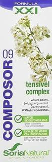 Soria Natural Composor 9 Tensivel XXI - 50 ml
