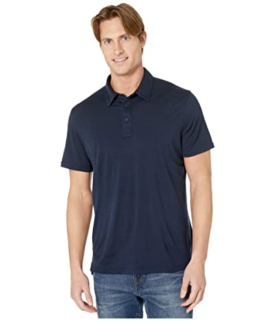 Smartwool Merino 150 Polo (Deep Navy) Men