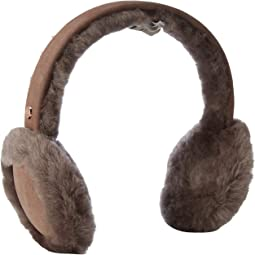 Water Resistant Sheepskin with Bluetooth Tech Earmuff