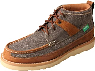 Twisted X Men's ECO TWX Casual Shoe - Dust/Brown