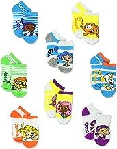 Bubble Guppies Toddler Boys Girls 8 pack Socks Set