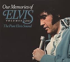 Best our memories of elvis vinyl Reviews