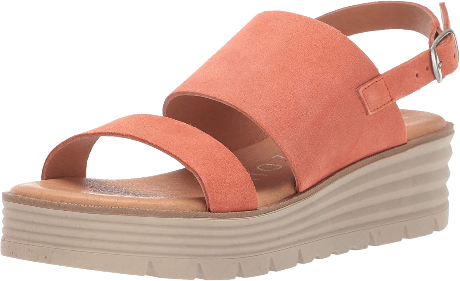 Musse & Cloud Womens Flavia Heeled Sandal