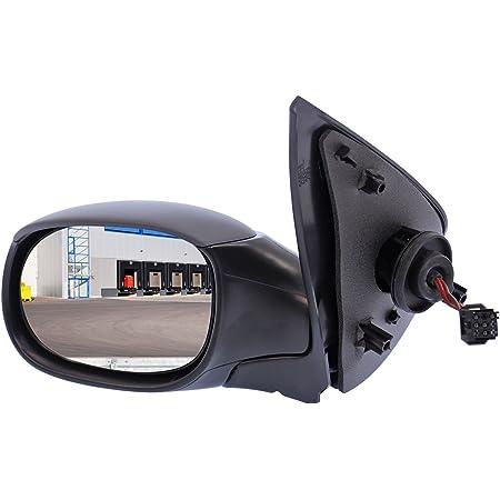 Außenspiegel Spiegel Links Asphärisch Beheizbar Grundiert Für Elektr Spiegelverstellung Auto