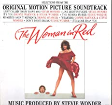 Stevie Wonder: The Woman In Red Soundtrack LP VG++/NM Canada Motown M 6108