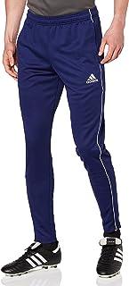 adidas Core 18 träningsbyxor herr Mörkblå/vit M