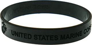 Best marine corps silicone bracelets Reviews