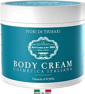 Crema Corpo Idratante Pelle Secca Dulàc 500 ml, Crema Rassodante Corpo MADE IN ITALY e Naturale - Crema Idratante Corpo az...