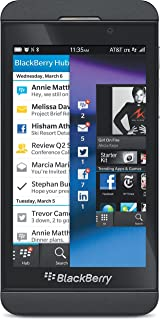 BlackBerry Z10, Black 16GB (AT&T)