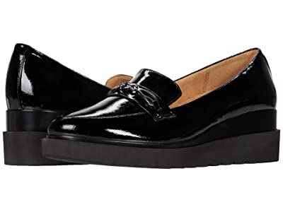Naturalizer September (Black Patent Leather) Women