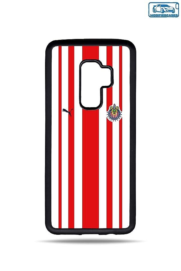 Chivas Jersey 2019 ModifiedCases Bumper Case Compatible for Galaxy S9 Plus