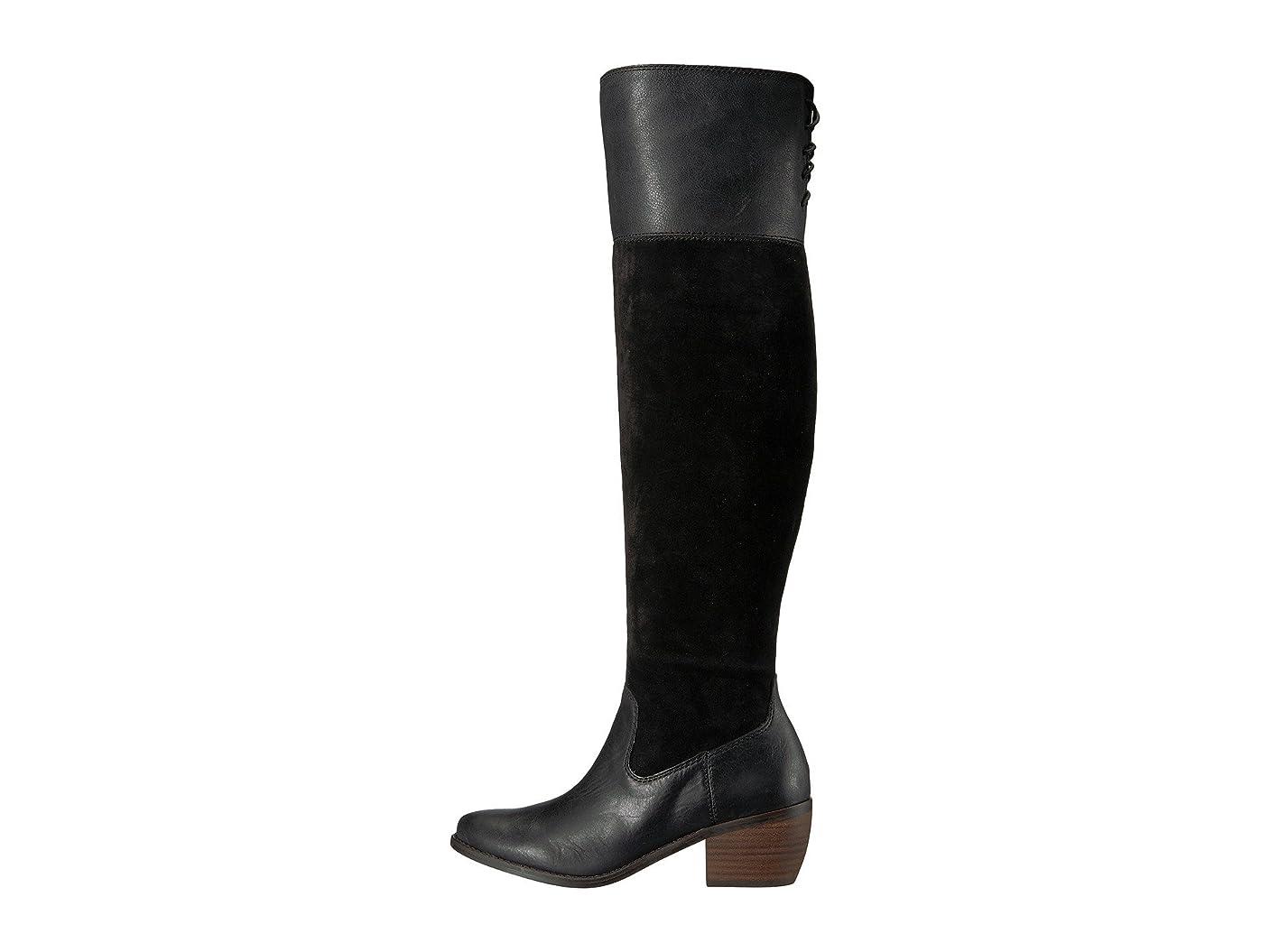 実装するひも霧深い[Lucky Brand] Womens Kailan wc Closed Toe Knee High Fashion Boots [並行輸入品]