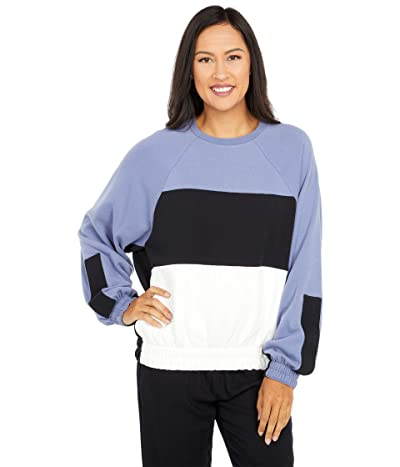 Hurley One and Only Dolman Fleece Crew (World Indigo) Women