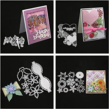 Greeting Words Cutting Die Metal Scrapbooking Dies Craft Dies Greeting Car