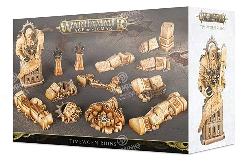 Games Workshop Warhammer Age of Sigmar: Dominion of Sigmar - Timeworn Ruins