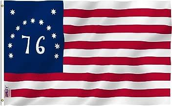 bennington 76 flag history