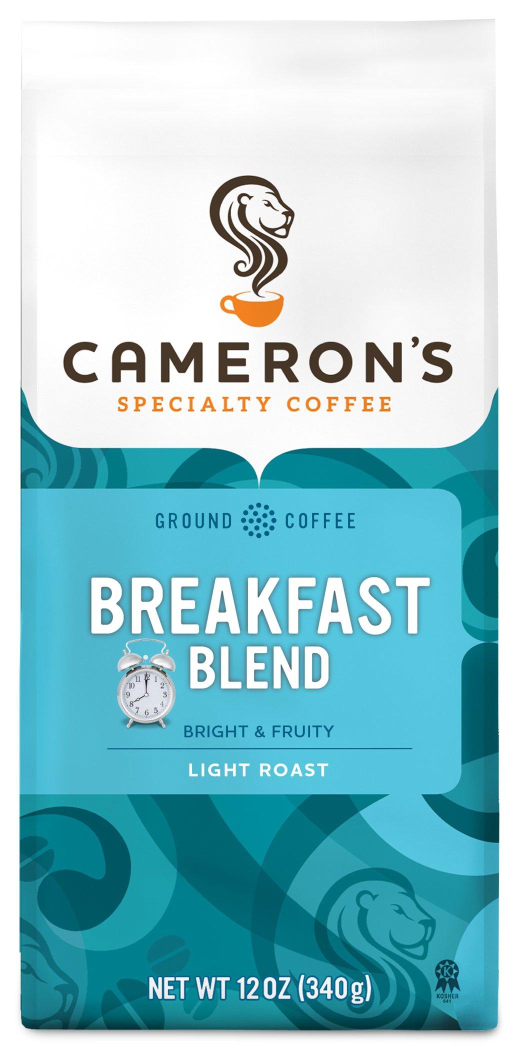 Cameron's Coffee Light Roast Coffee Beans