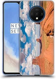 Official Michael Blanchette Sandstone Citadel Southwest Soft Gel Case Compatible for OnePlus 7T