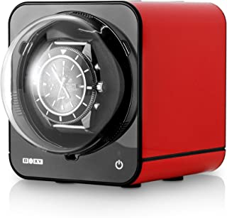 Watch Winder for Automatic Watch with Vertical Rotor Stop (with AC Adapter)