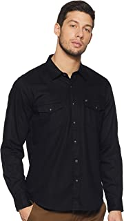 Pepe Jeans Men's Regular fit Casual Shirt