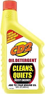CD-2 4111R Oil Detergent - 15 oz.