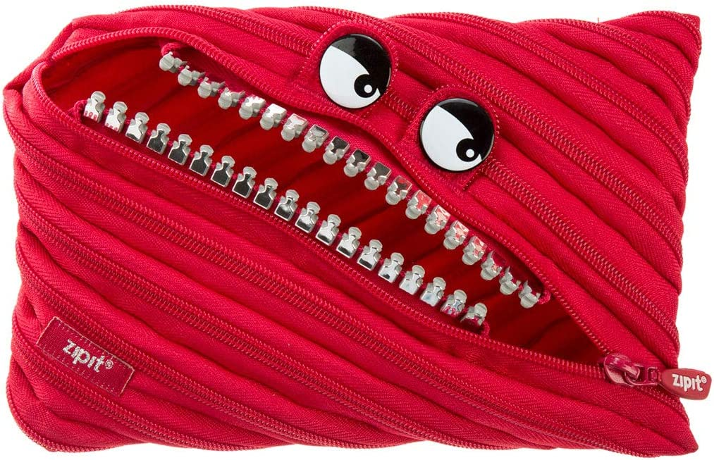ZIPIT Grillz Large Pencil Case Holds Machine Up Bargain Max 51% OFF sale to Was 60 Pens
