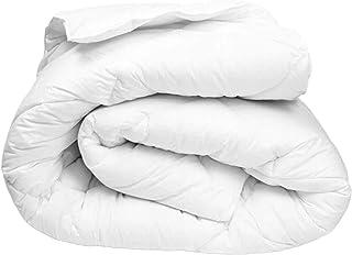 Bettdecke 200x220 Ganzjahresdecke 4-Jahreszeiten super leichte Steppdecken Schlafdecke für Allergiker Steppbettdecke Mikrofaser ekmTRADE 200 x 220 cm