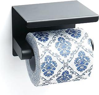 Toallero de barra para ba/ño//cocina accesorios acero inoxidable percha 25 cm toallero negro pintura leekayer