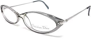 a1b4f05e74 Christian Dior Lunettes de vue pour femme CD 3026 Gris 54E Vintage