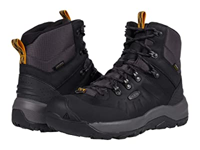 KEEN Revel IV Mid Polar (Black/Magnet) Men
