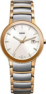 RADO Women's Centrix - R30555103 Two-Tone Silver/Rose Gold One Size