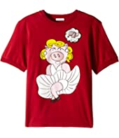 Dolce & Gabbana Kids - D&G Hollywood Piggy T-Shirt (Big Kids)