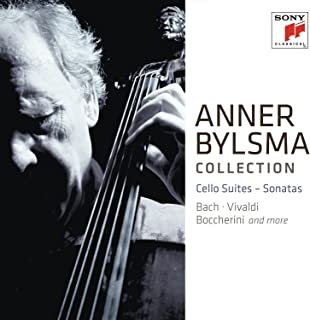 Anner Bylsma Plays Cello Suites & Sona