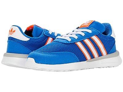 adidas Originals Kids Retroset EL I (Toddler) (Blue/Footwear White/Solar Red) Boys Shoes