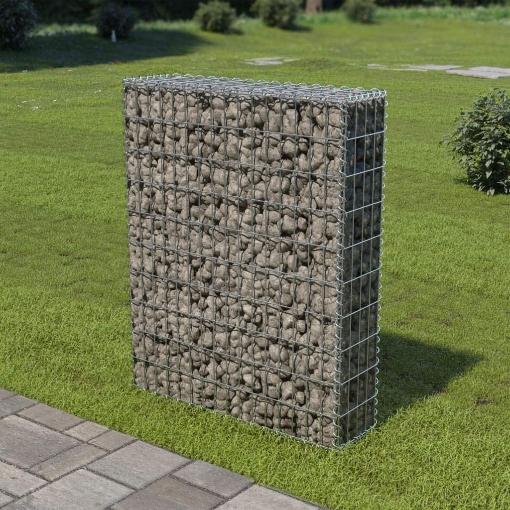 Gabion Wall with Covers Finally Product resale start Steel 31.5