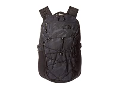 The North Face Borealis (TNF Black Camo Jacquard/TNF Black) Backpack Bags