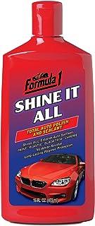 Formula 1 Shine-It-All Total Auto Polish & Sealant (for all exterior auto surfaces)