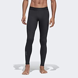 adidas alphaskin legging in black